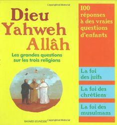 Dieu, Yahweh, Allâh : Les grandes questions sur les trois religions de Michel Kubler https://www.amazon.fr/dp/2747013375/ref=cm_sw_r_pi_dp_smbexbNSFKAGR