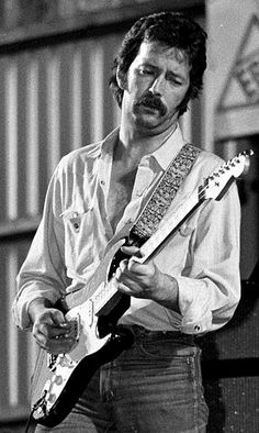 * Eric Clapton *  1977. From England.