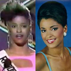 Miss Teen USA 1991 Open Access