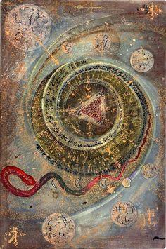 Leigh J. McCloskey / Sacred Geometry <3