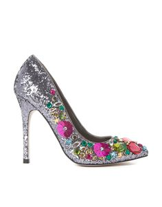 ASOS PARTY ON Pointed High Heels