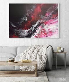 Do you want to know the best acrylic pouring recipes? More and more people are creating amazingly colorful artwork by simply pouring… Modern Country, Dark Fantasy, Street Design, Ideas Scrap, Pattern Floral, Diy Home Decor For Apartments, Art Simple, Art Vintage, Art Diy