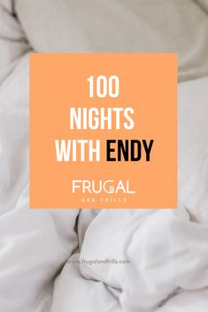 What is 100 Nights With Endy really like? Endy is a new Canadian mattress company that has hit the scene and taken it by storm. Read how I love Endy. What Is 100, Kids In The Middle, Best Mattress, Pressure Points, Husband Love, First Time Moms, Go To Sleep, Raising Kids