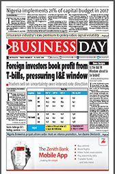 BusinessDay 18 Dec 2017: The post BusinessDay 18 Dec 2017 appeared first on BusinessDay : News you can trust.