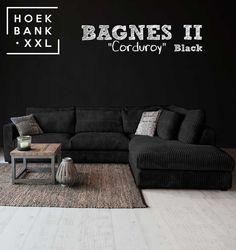 Loungebank Stof Zwart.14 Beste Afbeeldingen Van Hoekbank By Hoekbankxxl Contemporary