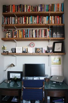 """Apartment Therapy -- Caryn and Jared's """"Bird-by-Bird"""" Collections (House Tour)"""