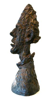 Alberto Giacometti - Kunsthaus - Zurich.  By Klaus Oppenheimer