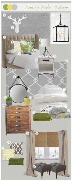 JULY Mood Board. EDesign. Interior Designer. Online by Cape27