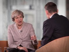 Andrew Marrhas told Theresa May that he would not be alive today if he had suffered the kind of ambulance delays and A&E waits being seen in theNHS this winter, in a personal challenge to the Prime Minister during a live BBC interview.
