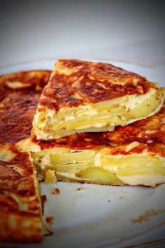 SŁODKI KOMPROMIS: Tortilla hiszpańska/ Spanish tortilla