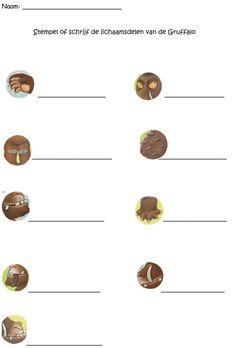 Stempelen: De Gruffalo