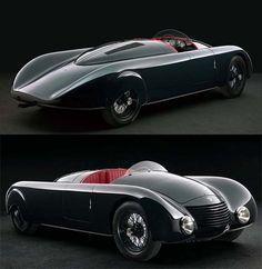 1935 Alfa Romeo 6C 2300