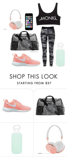"""""""Gym"""" by itsmari-a on Polyvore featuring NIKE, Vera Bradley, bkr, Frends, women's clothing, women, female, woman, misses and juniors"""