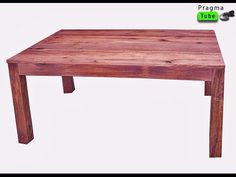 Palette, Dining Bench, Diy, Furniture, Home Decor, Make A Table, Home Remodeling, Recycling, Bricolage