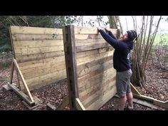 ▶ How to climb a wall at an obstacle course race - YouTube