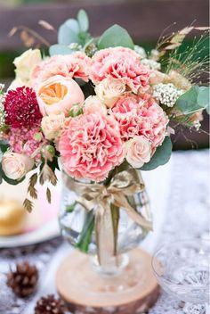 5 flores para tu boda