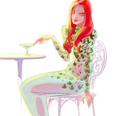 Poison Ivy by Mindy Lee