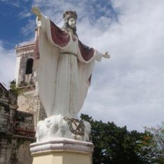 Image of Jesus Christ in an old church in Iloilo City which I took 2 years ago during my visit Iloilo City, Jesus Christ, To Go, Culture, Statue, Places, Image, Art, Art Background