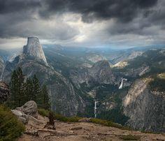 Yosemite Falls by Kevin MacLeod (unranged.com), via Flickr