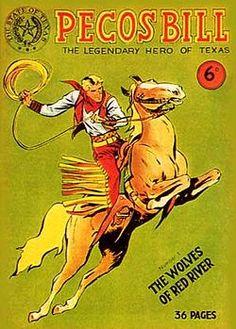 Pecos Bill (comics) - Wikipedia, the free encyclopedia