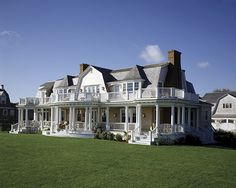 New England style home. Love it