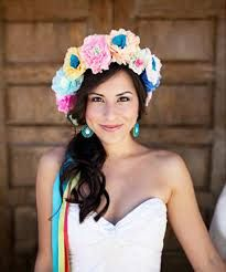 Image result for mexican fiesta hairstyles