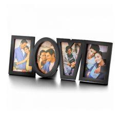 Portafotos Romántico Love Plástico - 258