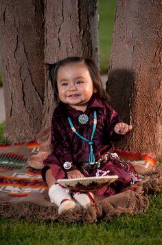 Navajo Child