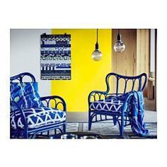 AVSIKTLIG Fåtölj, blandade färger - IKEA