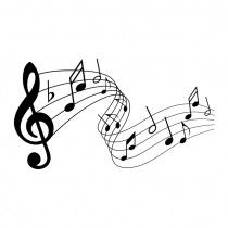 Music Tattoos, Tatoos, Old People Love, Touch Of Gold, Art Clipart, Music Notes, Wallpaper Quotes, Coloring Pages, Colouring
