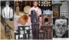Top Trends shown at MAGIC, Mens, FW 2016-17,, METHOD + MADNESS, trend theme overview