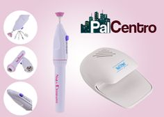 Kit de Manicure que entrega Palcentro