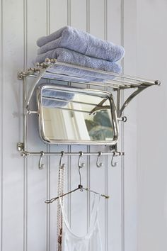 The Grand Hotel Coat Rack - Hat and coat stands - Hangers - Storage and Hanging Up your Things - All items - Collection Home Accessories, Hotel, Riviera Maison, Grand Hotel, Towel Rack, Coat Rack, Storage, Rack, Hanger Storage