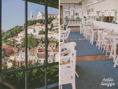 Travel Photography, Cafes in Lisbon, Where to go in Lisbon, Café Garagem Teatro Taborda review, Lisbon Photography by Claudia Casal // Hello Twiggs