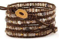 Chann Luu bracelet... inspiration to create my own