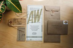 Creating a unique wedding invitations can be very difficult. Here's some great ideas for your unique wedding invitations that will add to your special day. Wedding Invitation Envelopes, Cheap Wedding Invitations, Rustic Invitations, Wedding Invitation Design, Wedding Stationery, Invitation Suite, Wedding Paper, Wedding Cards, Event Branding