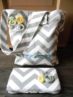 wow-cutest bag for new momma's- comes with a wipe holder in the same fabric 39.50- seriously good deal for a stylin' mommy- came across it as I was looking for a new bag and thought I would share!