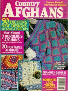 1994 Country Afghans - Nicoleta Danaila - Picasa Web Albums