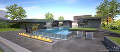 Piscine, espaces de détente, bains chauds et froids, bain vapeur... Ouverture prévue Septembre 2014 Pool, relaxation areas, hot and cold tubs, steam room... Openning septembre 2014
