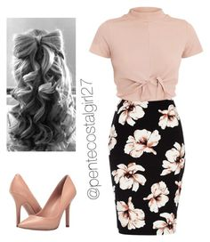 """Untitled #60"" by pentecostalgirl27 ❤ liked on Polyvore featuring River Island and Charles by Charles David"