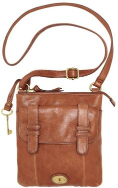 Fossil Carson Top Zip Crossbody Bag.  Bring it back!