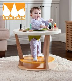 The Bobbin Triple Play Centre Petal Pusher from Three Pears
