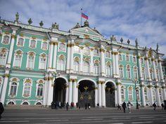 Hermitage (Anastasia's Palace), St Petersburg - Russia  Spring 2012