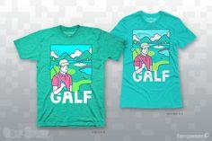 Golf Story - Galf Shirt
