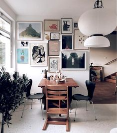 my scandinavian home: Inside a Relaxed Swedish House from the 50's