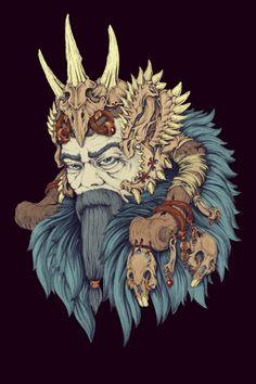 north god