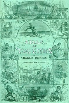 epubBooks top downloads #11: A Tale of Two Cities by Charles Dickens
