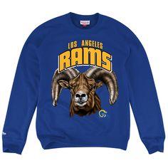 Animal Crew Los Angeles Rams - Shop Mitchell & Ness NFL Fleece and Sweatshirts