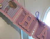 Doc McStuffins Birthday Banner <3