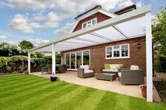 Legend Edition  Veranda - Van den Broek Bestratingen -terrasoverkapping / aluminium veranda